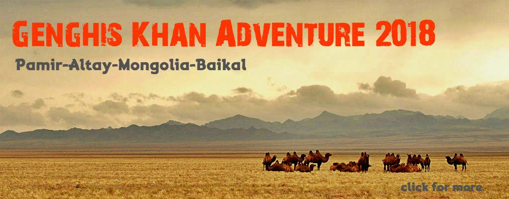 mongolia-silk-road